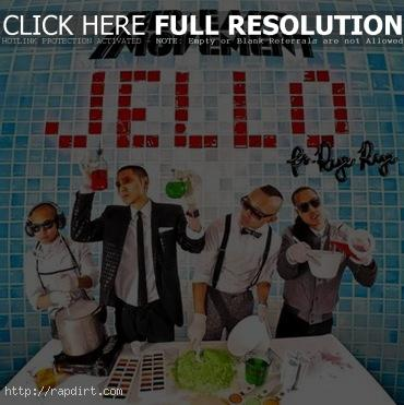 Far East Movement 'Jello' ft. Rye Rye'