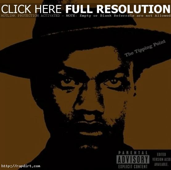 The Roots 'The Tipping Point' album cover